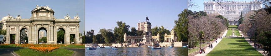 Viajes a Madrid: ofertas de vuelos y viajes baratos a Madrid