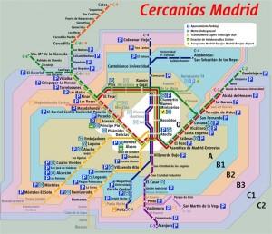 Viajes Madrid_cercanias
