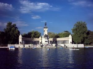 parque retiro-viajes a Madrid